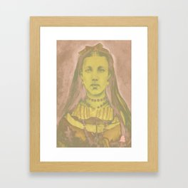 Ancestor Framed Art Print