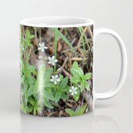 Many Mini Wildflowers Coffee Mug