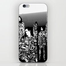 Hypnotisieren iPhone & iPod Skin
