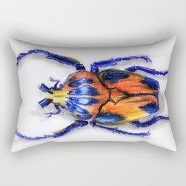 Bug Rectangular Pillow