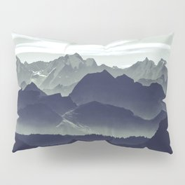 Mountains are calling for us Pillow Sham