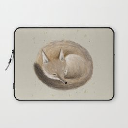 Swift Fox Sleeping Laptop Sleeve