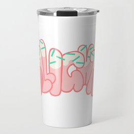 Dollightful Logo Travel Mug