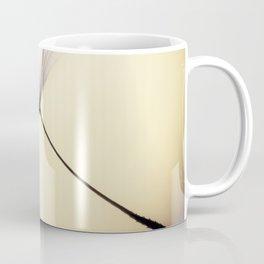 Whispered Wishes on a Dandelion Seed Coffee Mug