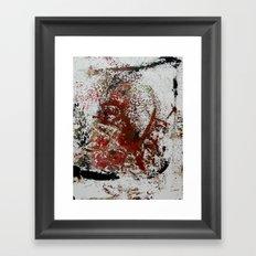 Hysteria Framed Art Print