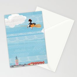 Kiki's Delivery Service Stationery Cards