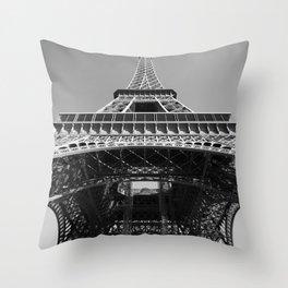 Eiffel Tower, Paris, France Throw Pillow