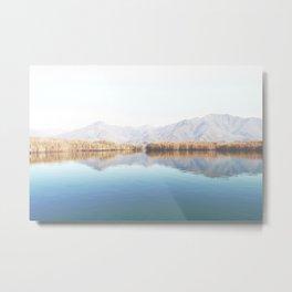 Lake Of Tranquility Metal Print