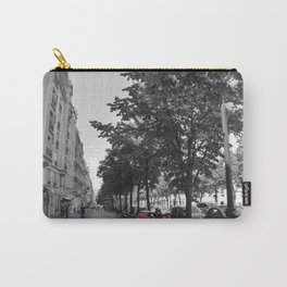 The Streets of Paris Carry-All Pouch