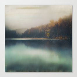 Autumn Dusk Canvas Print