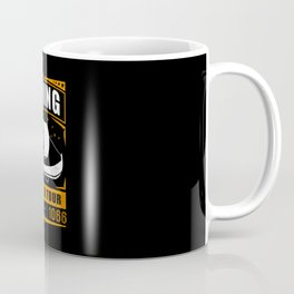 Viking World Tour Vikings Ship Odin Coffee Mug
