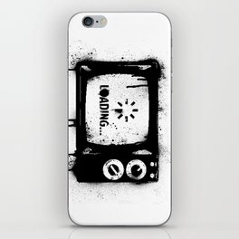 Loading... iPhone Skin