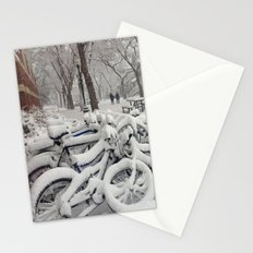 Let's Snow! Stationery Cards