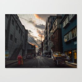 Place to Go Canvas Print