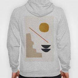 abstract minimal 6 Hoody
