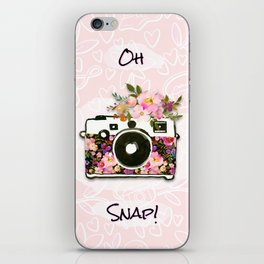 Oh Snap! iPhone Skin