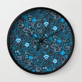 Interwebz Wall Clock