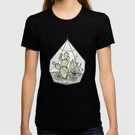 Succulent Terrarium T-shirt