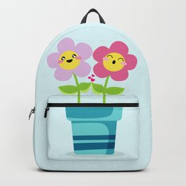 Kawaii Spring lovers Backpack