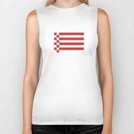Bremen germany country region flag Biker Tank