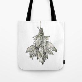 Dried Herbs Tote Bag