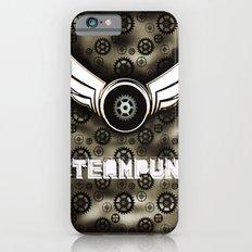 Steampunk Wings Slim Case iPhone 6s