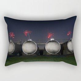 """""""John Wentz"""" Rectangular Pillow"""