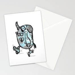 Skating through life Stationery Cards