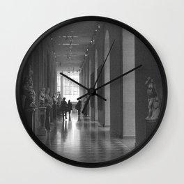 Marble Hallway 2 Wall Clock