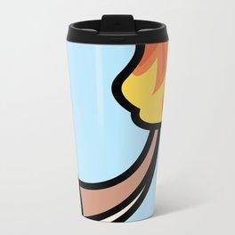 Starters: B Metal Travel Mug