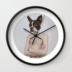Therianthrope - Dog Wall Clock