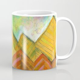 Autumn Mountain Peaks Coffee Mug