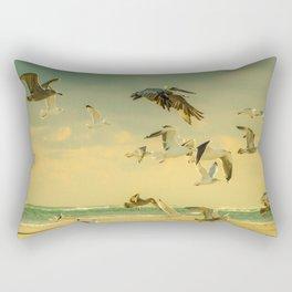 Flight Pattern Rectangular Pillow