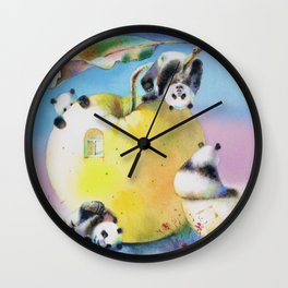 Playtime Wall Clock