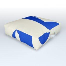 Blue Nude Dancing - Henri Matisse Outdoor Floor Cushion