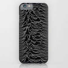 Unknown Radio Waves - Unknown Pleasures iPhone 6s Slim Case