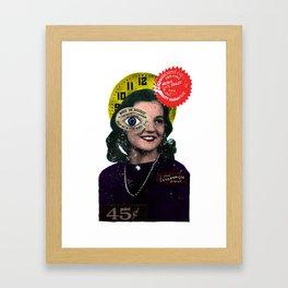 For External Use Only Framed Art Print