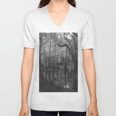 Florida Swamp Unisex V-Neck