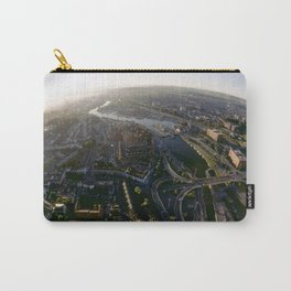 Bristol From The Air Carry-All Pouch