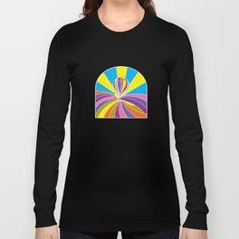 Sonoma County Sunrise Long Sleeve T-shirt