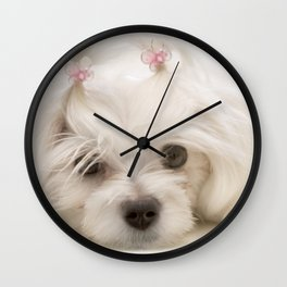 Cindy Wall Clock