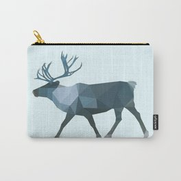 cool mountain caribou Carry-All Pouch