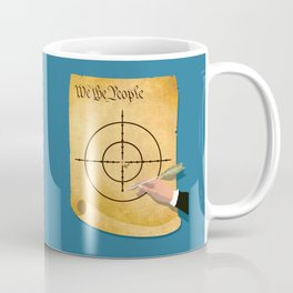 The President Has Constitutional Power To Target And Kill U.S. Citizens Abroad Coffee Mug