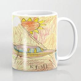 Mountain Fly-By Coffee Mug