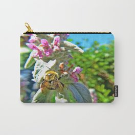 Buzz in Your Ear Carry-All Pouch