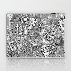 Bizarre Laptop & iPad Skin