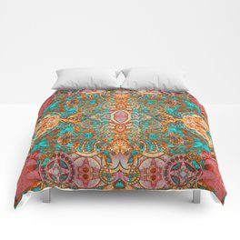 Pretty Boujee Boho Mandala Comforters