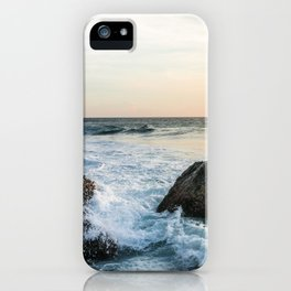 Rocks and the Ocean iPhone Case