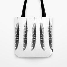 Elegance in Black & White Tote Bag