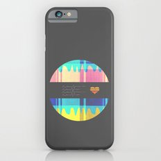 Patterned HeartBeat Slim Case iPhone 6s